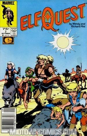 Elfquest Reprint #2