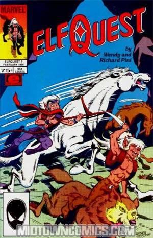 Elfquest Reprint #7