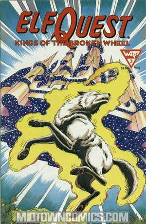 Elfquest Kings Of The Broken Wheel #3
