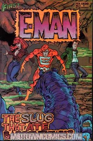 E-Man Comics #11