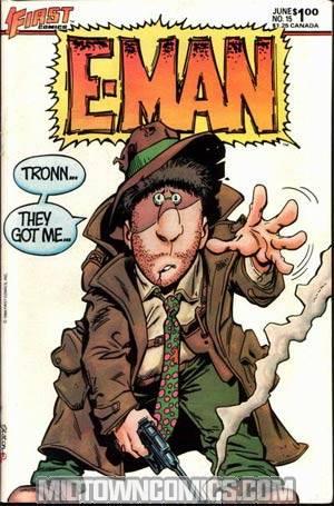 E-Man Comics #15