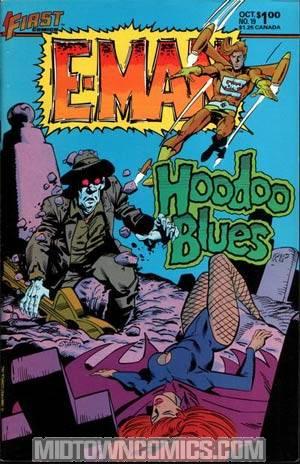 E-Man Comics #19