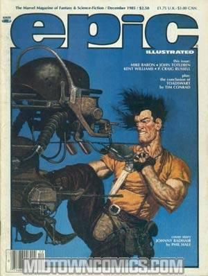 Epic Illustrated Magazine #33