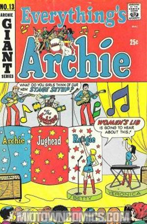 Everythings Archie #13