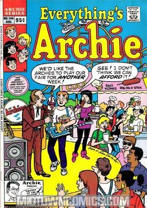 Everythings Archie #144