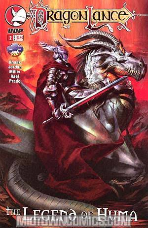 Dragonlance The Legend Of Huma #2