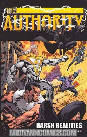 Authority Vol 5 Harsh Realities TP
