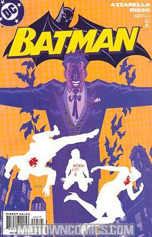 Batman #625 Cover A Regular Cover