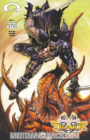 Trakk Monster Hunter #2 Tan Cvr
