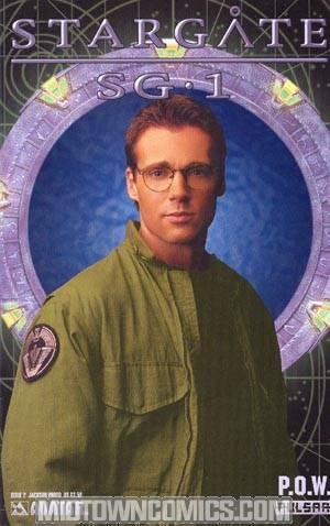 Stargate SG-1 POW #2 Photo Cvr