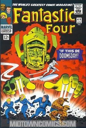 Fantastic Four #49