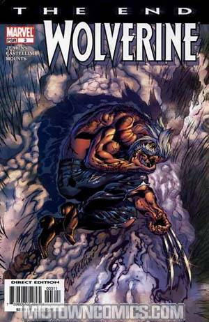 Wolverine The End #3