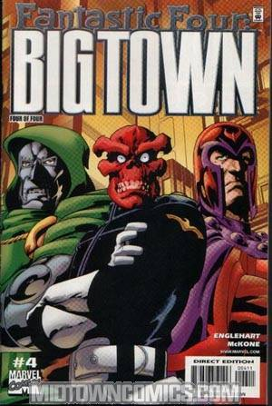 Fantastic Four Big Town #4