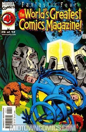 Fantastic Four Worlds Greatest Comics Magazine #6