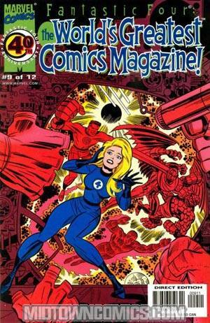 Fantastic Four Worlds Greatest Comics Magazine #9