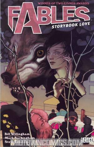 Fables Vol 3 Storybook Love TP