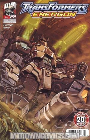 Transformers Energon #22