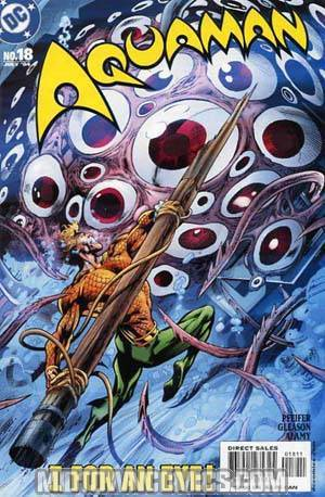 Aquaman Vol 4 #18