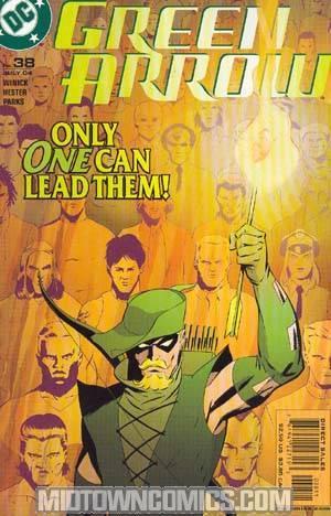 Green Arrow Vol 3 #38