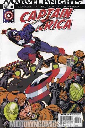 Captain America Vol 4 #26