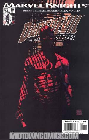 Daredevil Vol 2 #60