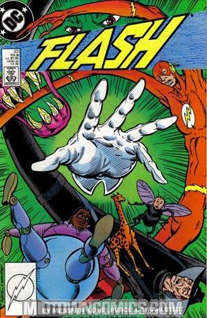 Flash Vol 2 #23