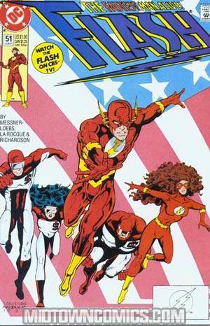 Flash Vol 2 #51