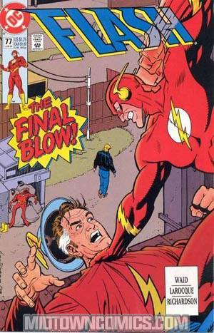 Flash Vol 2 #77