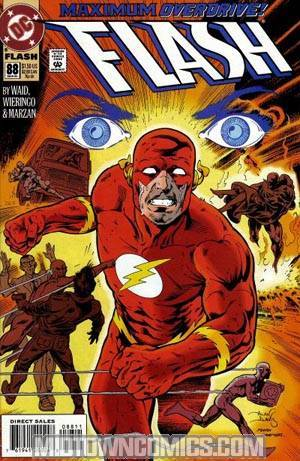 Flash Vol 2 #88