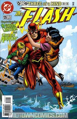 Flash Vol 2 #135