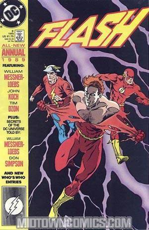 Flash Vol 2 Annual #3