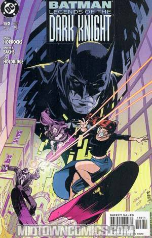Batman Legends Of The Dark Knight #180