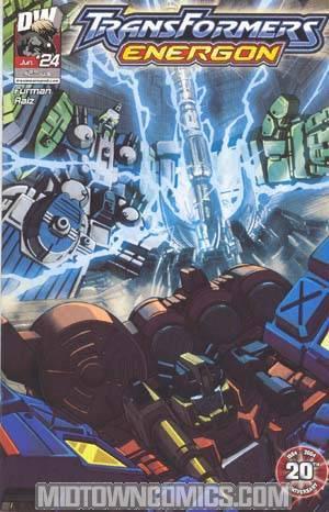 Transformers Energon #24