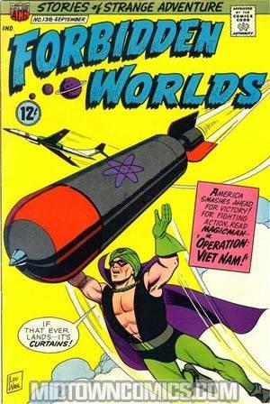 Forbidden Worlds #138