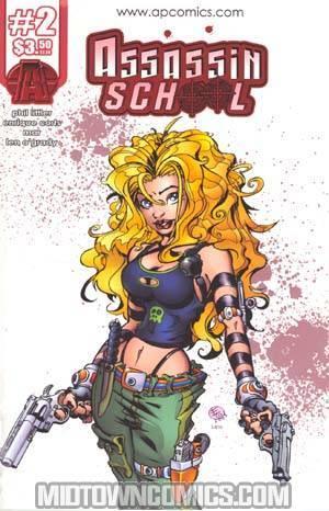Assassin School Vol 2 #2