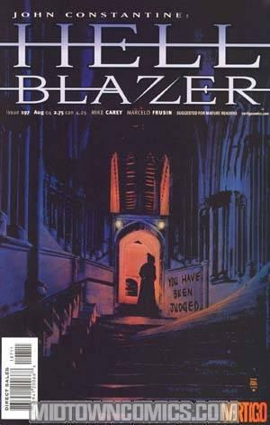 Hellblazer #197