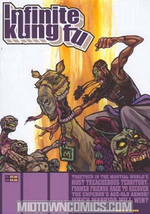 Infinite Kung Fu #7
