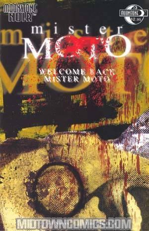 Mr Moto #3