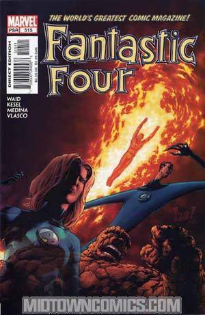 Fantastic Four Vol 3 #515