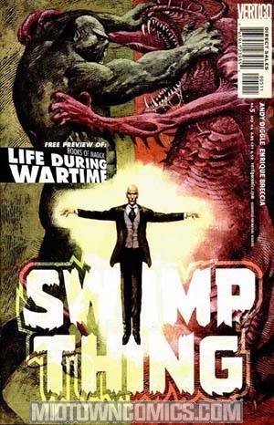 Swamp Thing Vol 4 #5
