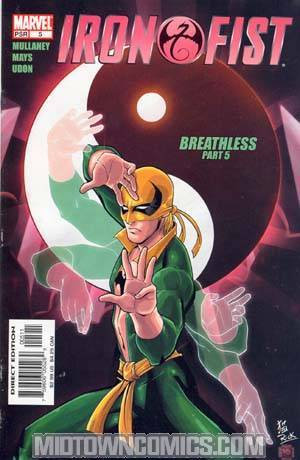 Iron Fist Vol 4 #5