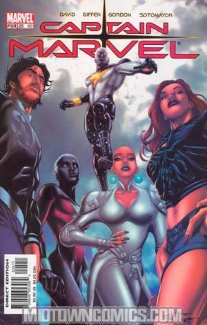 Captain Marvel Vol 4 #25