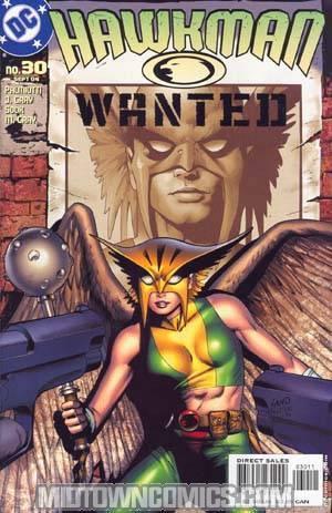 Hawkman Vol 4 #30