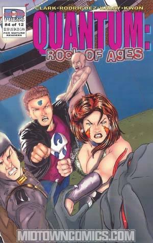Quantum Rock Of Ages #4