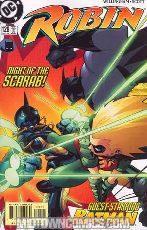 Robin Vol 4 #128