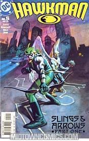 Hawkman Vol 4 #5