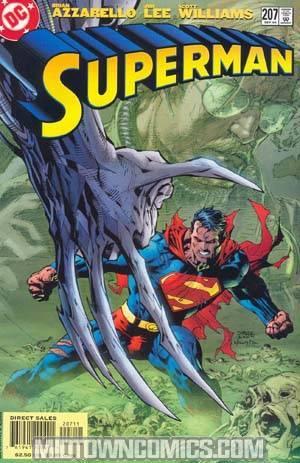 Superman Vol 2 #207