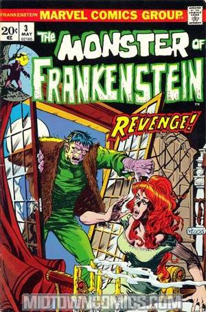 Frankenstein (Dell) #3