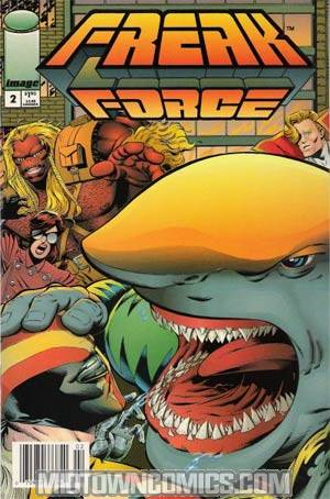 Freak Force #2