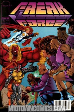Freak Force #3